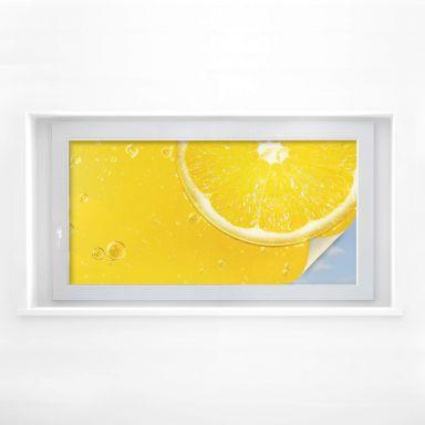 Sichtschutzfolie Lemon Squeezy - Panorama