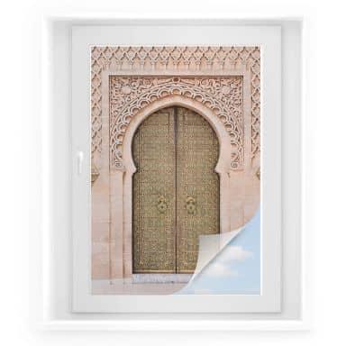 Sichtschutzfolie Sisi & Seb - Moroccan Door
