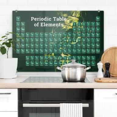 Paraschizzi - Tavola periodica degli elementi