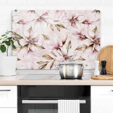 Spritzschutz UN Designs - Soft Magnolia