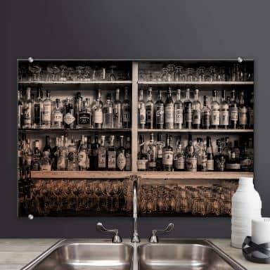 Splashback Klein - the Classic Bar