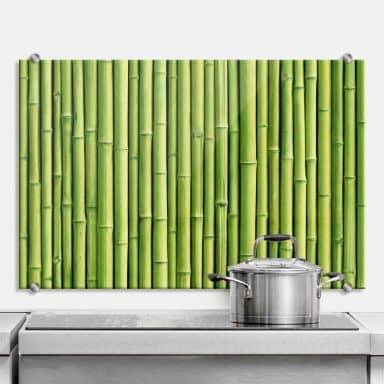 Splashback Bamboo