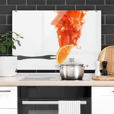 Spritzschutz Belenko - Steamed Orange