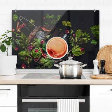 Splashback Belenko – Tea Lover