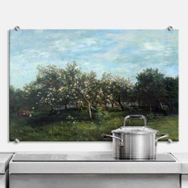 Spritzschutz Daubigny - Apfelblüte