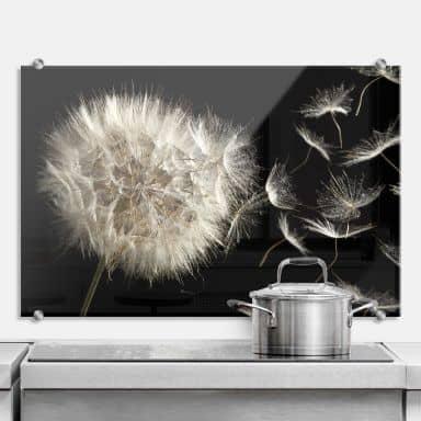 Dandelions - Kitchen Splashback