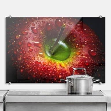 Spritzschutz Ianeva - Roter Apfel