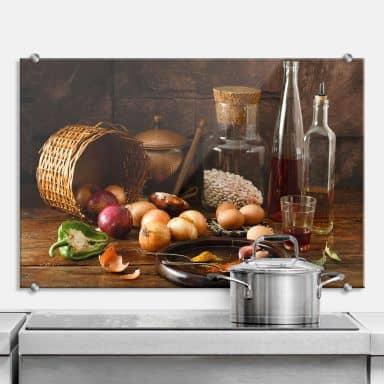 Spritzschutz Laercio - Ungarische Küche