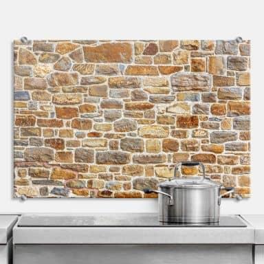 Arizona Stone Wall - Kitchen Splashback