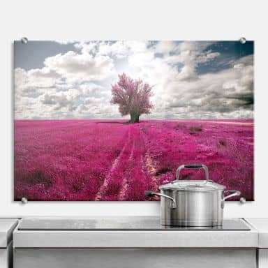 The Lonely Tree - Kitchen Splashback