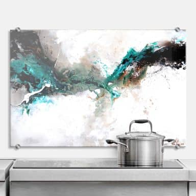Fedrau - Strong - Kitchen Splashback
