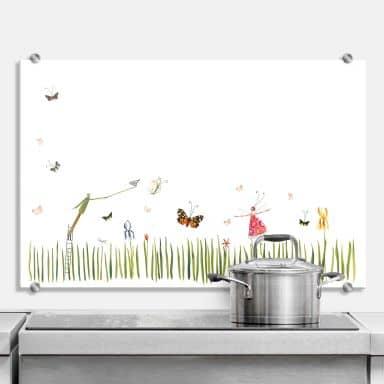 Splashback Leffler – Butterflies