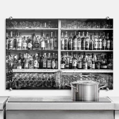Crédence Klein - Le bar classique