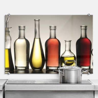 Spritzschutz Olio e Aceto