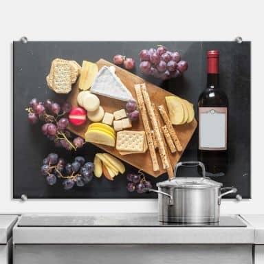 Splashback Cheese and Wine