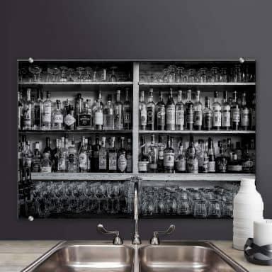Crédence Klein - The Classic Bar