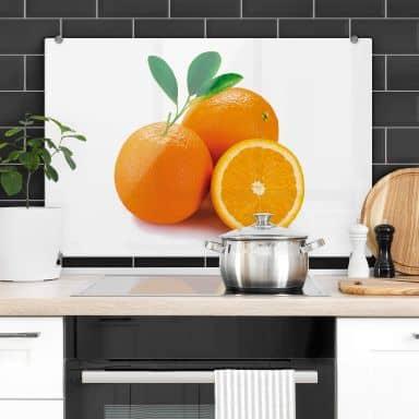 Spritzschutz Oranges