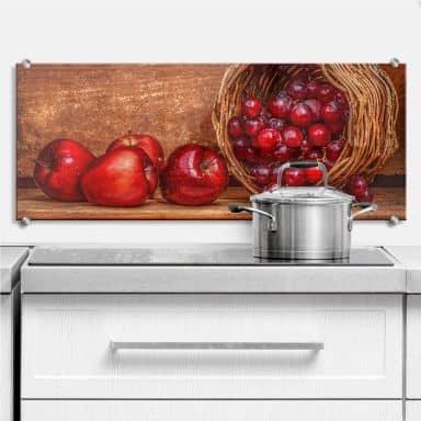 Perfoncio - Red Fruit - Kitchen Splashback