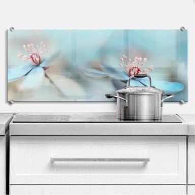 Westum - Delicate Flowers - Kitchen Splashback