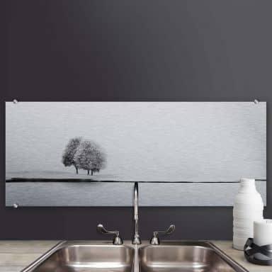 Crédence Huybighs - Moment silencieux - Panorama