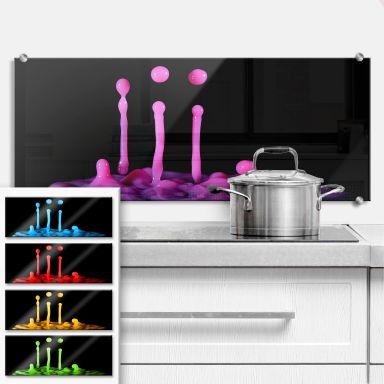 De Kogel - Secret Elixir - Panorama - Kitchen Splashback