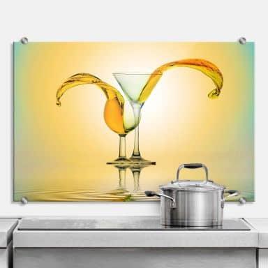 Spritzschutz Rahayu - Carribean Cocktails