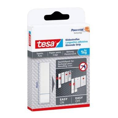 tesa® Klebestreifen Tapete & Putz, 1 kg