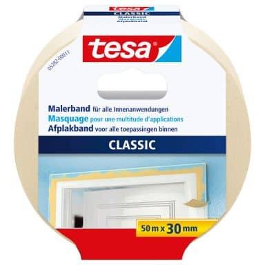 tesa® Masking Tape Classic 50m x 30mm