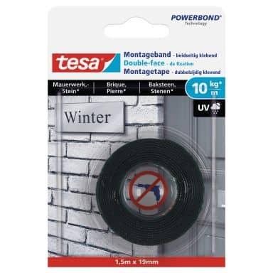Tesa Montagetape voor Baksteen  (10 kg/m)