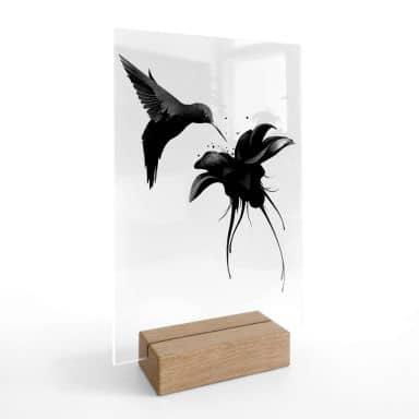 Tischaufsteller Ireland - Chorum - Kolibri