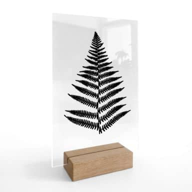 Acrylglas Tafeldecoratie Varen