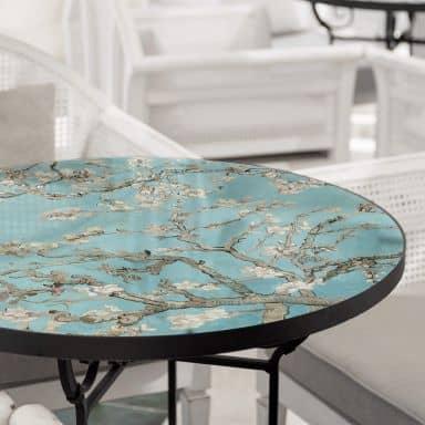 Glazen Tafelblad van Gogh - Amandelbloesem