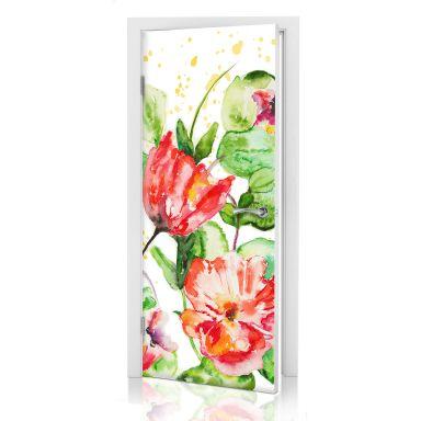 Türdesign Toetzke - Gartenblumen