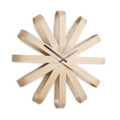 Orologio Ribbonwood in legno