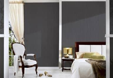 Architects Paper pattern wallpaper textile wallpaper Tessuto 2 Brown