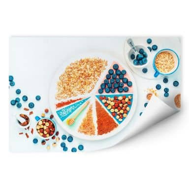 Wallprint Belenko - Breakfast 01