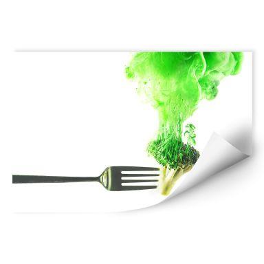 Wallprint Belenko - Steamed Broccoli