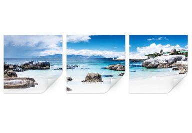 Wallprint W - Western Cape (3-teilig)