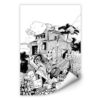 Wallprint Drawstore - Pickup
