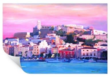 Wallprint Bleichner - Ibiza-The Pearl of the Mediterranean