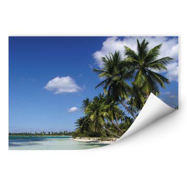 Wallprint W - Carribean Flair