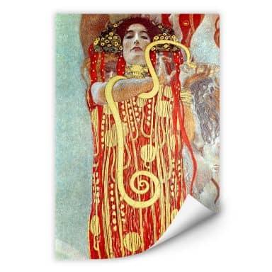 Wallprint W - Klimt - Hygieia