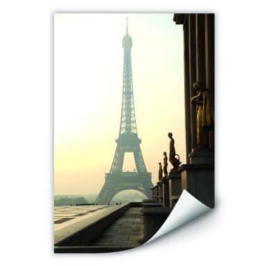 Wallprint W - Bonjour Paris