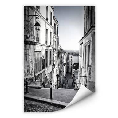 Wallprint W - Montmartre