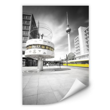 Wallprint W - Berlin Alexanderplatz