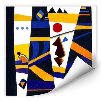 Wallprint Kandinsky - Bindung