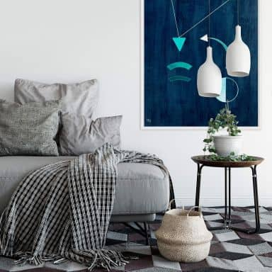 Wall Print Kandinsky - Where to