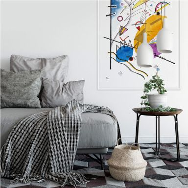 Wall Print Kandinsky - Ongoing Stripe