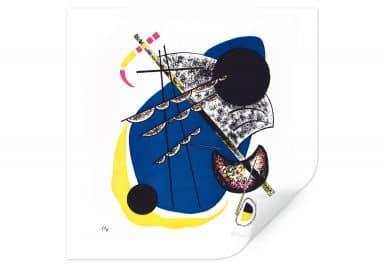 Wallprint Kandinsky - Kleine Welten 2