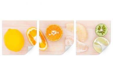 Zelfklevende Poster - Lemonade